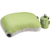 Cocoon Air Core Hood/Camp Pillow Ultralight Wasabi/Grey
